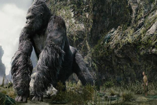 A still from 'Kong: Skull Island'.