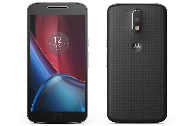 Moto G4 Plus' sleek form-factor, the metallic frame and the oval-shaped camera module on the back makes it look smart