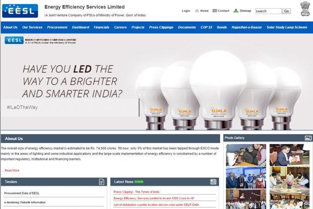 The expansion plan is aimed at cornering a major chunk of the country's energy efficiency market EESL has estimated at Rs74,000 crore, of which only a small fraction has been tapped by energy services firms.