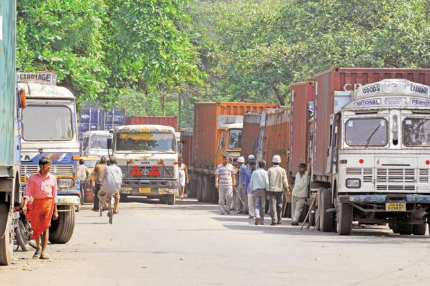 India loses $6.6 billion every year in transportation delays for freight. Photo: Indranil Bhoumik/Mint