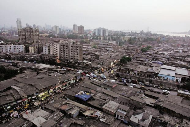 Dharavi's jumble of cramped tenement blocks is proof of India's potential. Photo: Hindustan Times