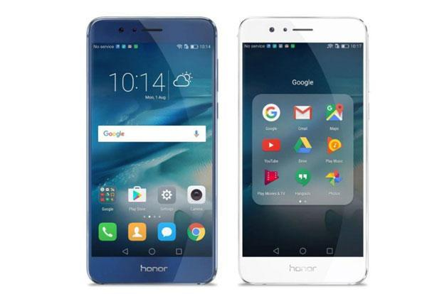 Honor 8 is a mid-range smartphone with the appearance of a premium flagship.