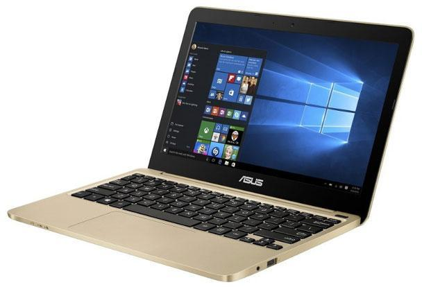 Asus E200HA-FD0043T is a small screen notebook which has the look and feel of a Chromebook.