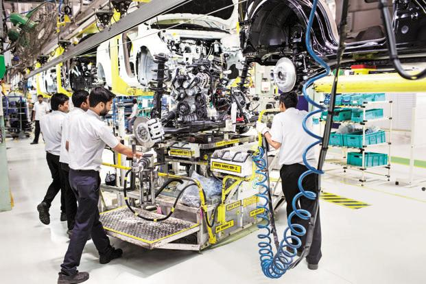 Auto parts maker Amtek Auto counts most of India's top auto component makers as clients. Photo: Bloomberg