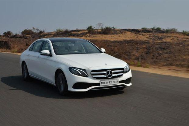 The focus of the car is its rear seats, and this is where the new E-class impresses.