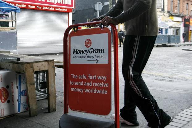 The Euronet deal would value MoneyGram at more than $1 billion and is a 15% premium over Ant Financial's proposal.  Photo: Bloomberg