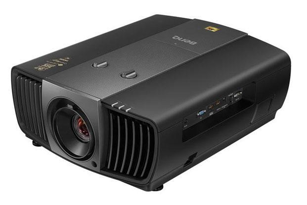 This is one of the few projectors that supports the Rec. 709 HDTV colour standard, and that makes a difference.