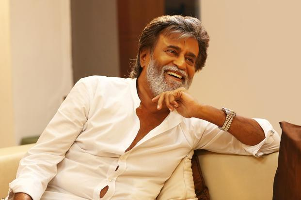 A file photo of  superstar Rajinikanth. Photo: SaiSen/Mint