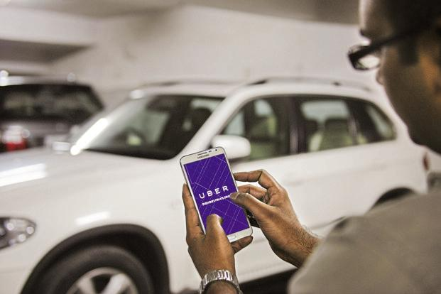 Uber's 'realtime ID' check feature protects riders by building another layer of accountability into the app to ensure the right person is behind the wheel. Photo: Hemant Mishra/ Mint