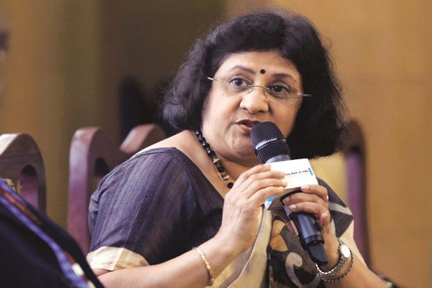 SBI chairman Arundhati Bhattacharya says the bank has not received any proposal to waive off farm loans in Uttar Pradesh. Photo: Reuters