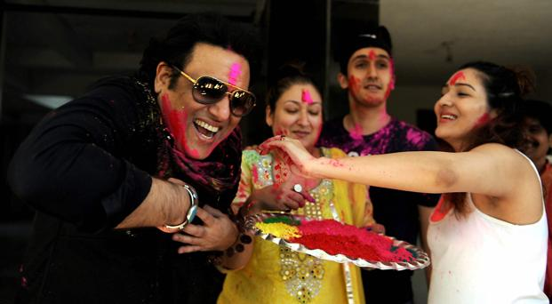 Trade said Govinda's Aa Gaya Hero, which cost Rs7-8 crore, would be spending at least another Rs5 crore on prints and advertising. Photo: PTI