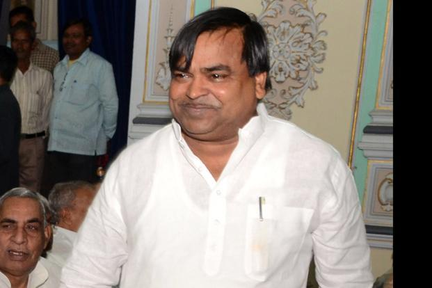 Gayatri Prajapati had been absconding since 27 February after he was booked on a Supreme Court directive. File photo: PTI
