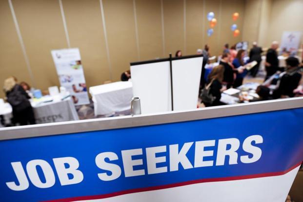 In the US, the number of workers unwillingly stuck in part-time jobs is back at 2008 lows. Photo: AP