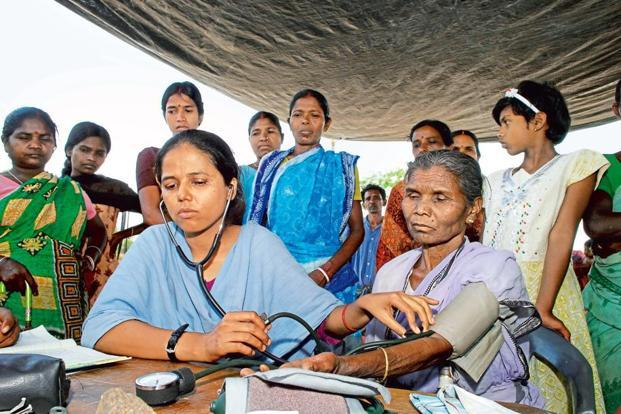 The proposed National Health Policy, which has been pending for the past two years, aims to provide assured healthcare services to people as an 'entitlement'. Photo: Mint
