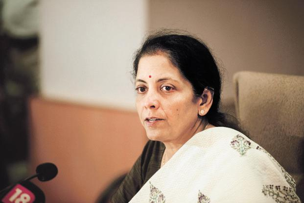 Commerce minister Nirmala Sitharaman. Photo: Pradeep Gaur/Mint