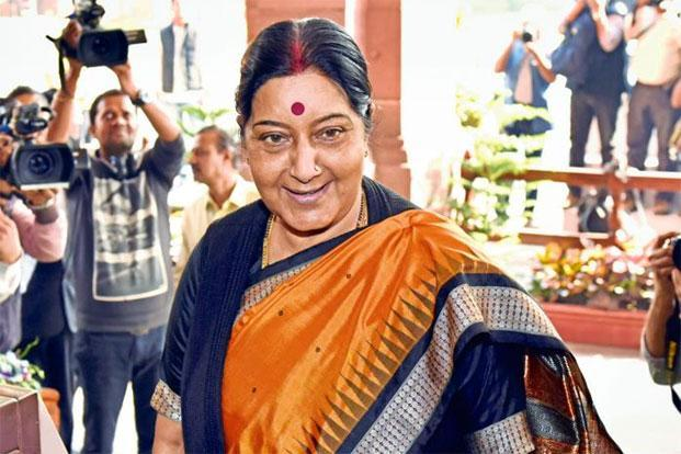 Govt monitoring incidents of attacks on Indians in US: Sushma