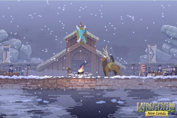 The highly addictive PC game Kingdom: New Lands is now available in smartphones.