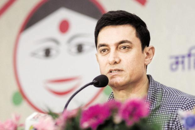 Celebrities such as Aamir Khan have faced calls for their movies to be boycotted because of their political leanings, or for what they might have said to the press. Photo: Hindustan Times