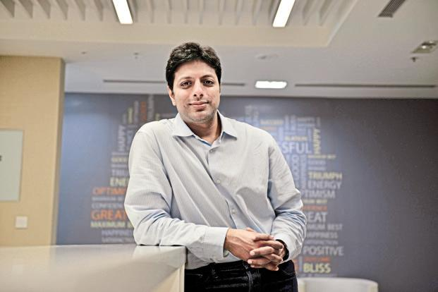 Amazon India boss Amit Agarwal has brought the online retail firm within touching distance of market leader Flipkart and overtaken Snapdeal in just three years. Photo: Hemant Mishra/Mint