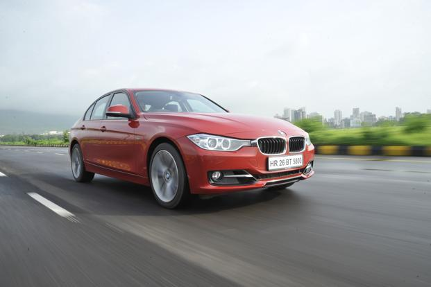 BMW to hike India car prices by up to 2% from April