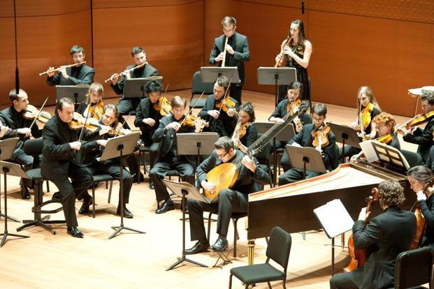 Juilliard415 will perform on Saturday.