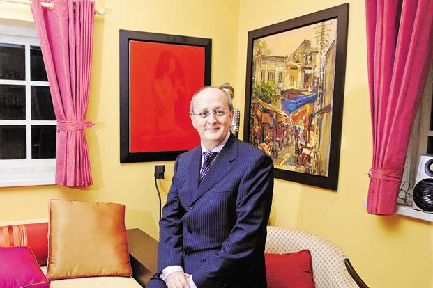 Andrew Holland, CEO, Avendus Capital Alternate Strategies. Photo: Mint
