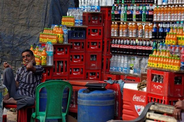 India's carbonated drinks sector is estimated to grow an average 3.7% annually between 2017 and 2021, while the packaged food sector will grow by 8% a year during the same period. Photo: Reuters