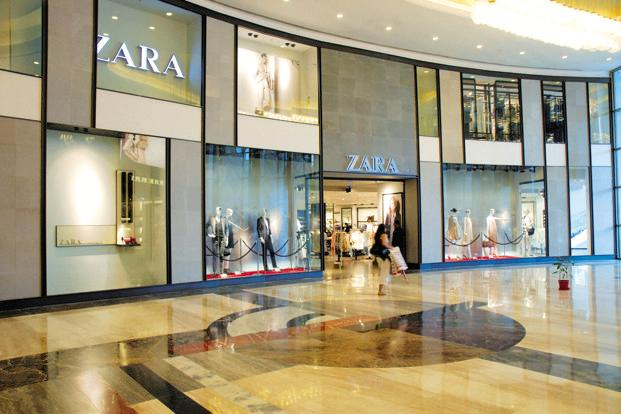 Zara is one of the fastest growing apparel, lifestyle brands in India. Photo: Mint