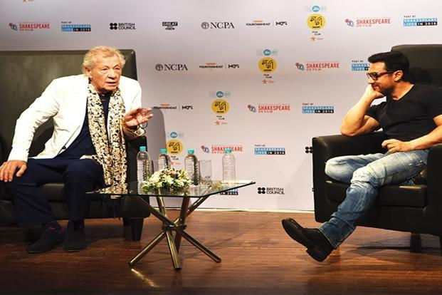 The Mami Film Club started last year in May by hosting a conversation between Ian McKellen and Aamir Khan.