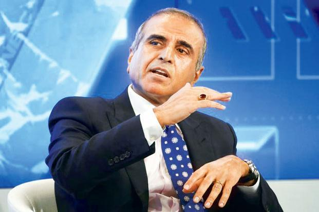 Bharti Airtel chairman Sunil Mittal. Airtel has limited 4G waves in the 2,300 MHz band in circles where Tikona has spectrum. Photo: Reuters