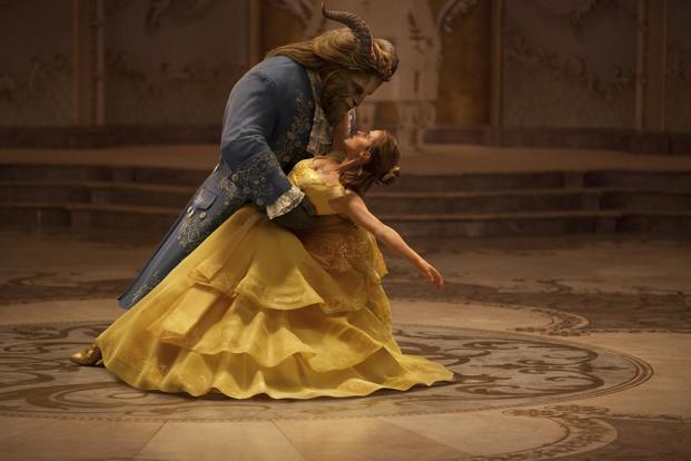 A still from 'Beauty and the Beast'.
