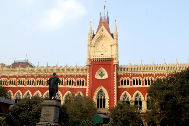 A file photo of the Calcutta high court. Photo: Mint