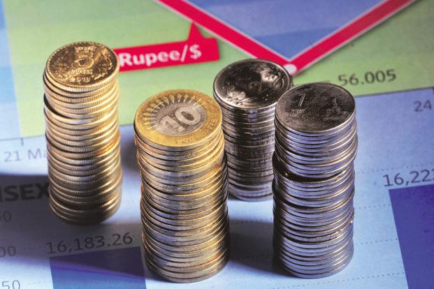 The rupee opened at 65.46 a dollar on Friday. Photo: Ramesh Pathania/ Mint