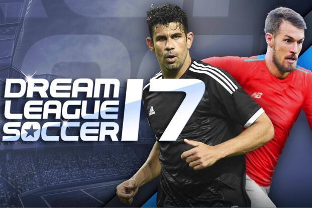 Resultado de imagem para Dream League Soccer 2017