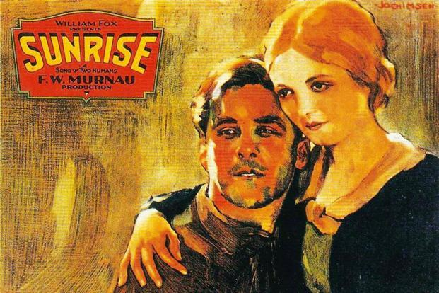 FW Murnau's Sunrise: A Song of Two Humans was screened recently by Matterden FC
