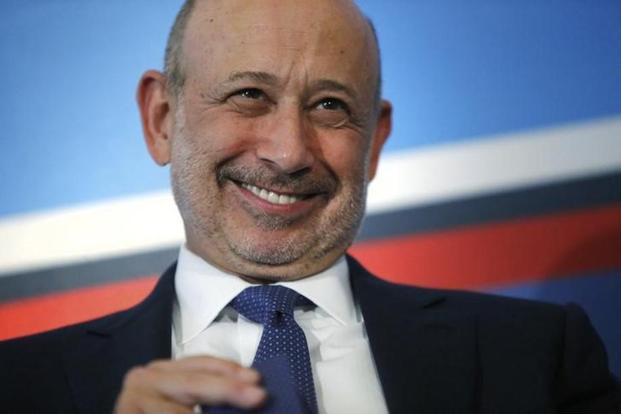 Lloyd Blankfein, 62, received $16 million in performance shares and a $4 million cash bonus, in addition to his $2 million salary. Photo: Reuters