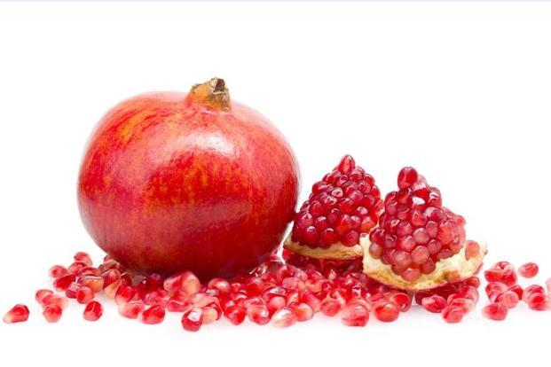 Pomegranate seeds are used liberally in Dogri cuisine. Photo: iStockphoto