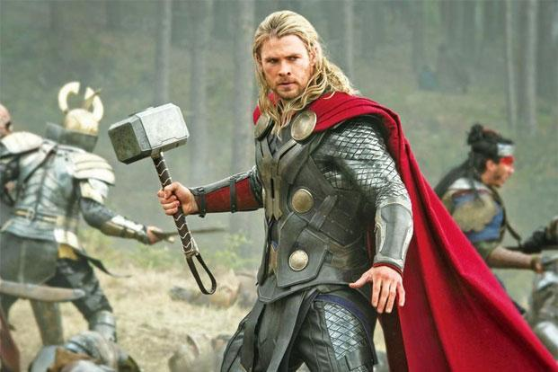 Neil Gaiman's own introduction to the Norse gods was through Thor.