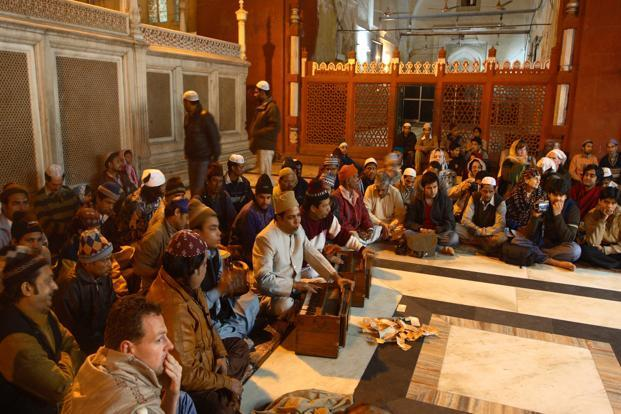 Missing Indian Sufi cleric Syed Asif Ali Nizami is the head priest of Hazrat Nizamuddin Dargah. Photo: Mint
