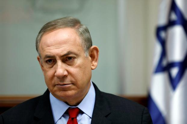 Benjamin Netanyahu has long been opposed to the new service but he appeared last week to reach an agreement with finance minister Moshe Kahlon, before rowing back. Photo: Reuters