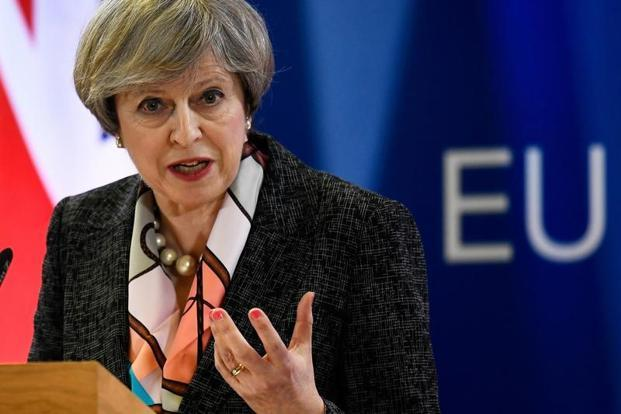 Britain to launch European Union exit process on March 29