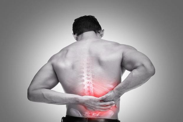 Back pain seems to be the biggest bane of modern society, which is high tech albeit sedentary. Photo: iStockphoto