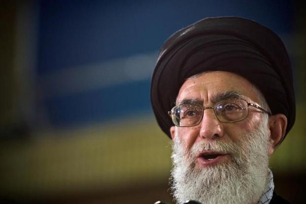 Ali Khamenei has repeatedly criticised President Hassan Rouhani for the terms of the nuclear deal he reached with world powers which lifted economic sanctions. Photo: Reuters