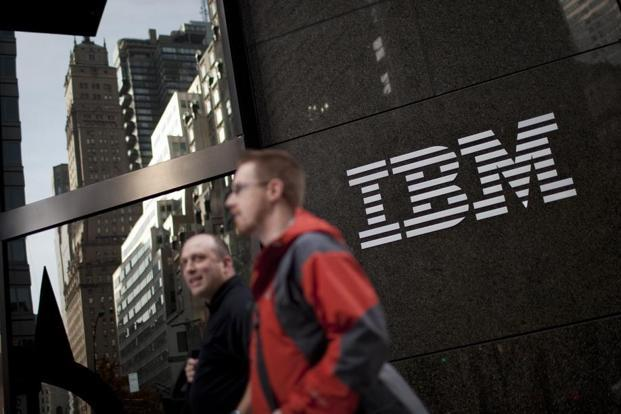 IBM said it had also tested a blockchain-based asset management platform for carbon assets with Chinese company Energy-Blockchain Labs. Photo: Bloomberg