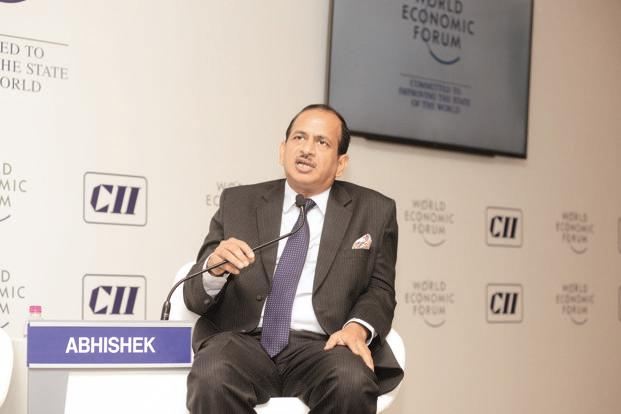 DIPP secretary Ramesh Abhishek. India was ranked 130th in World Bank's Doing Business rankings for 2016-17. Photo: Ramesh Abhishek/Mint