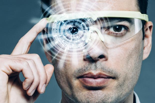 Augmented reality, the less known cousin of virtual reality, is a technology that superimposes a computer-generated image on a user's view of the real world, thus providing a composite view. Photo: iStock