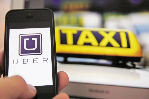 Uber's international expansion was last year dealt a blow when it sold its Chinese operation to Apple Inc.-backed Didi after spending billions of dollars to build its business in the country. Photo: Reuters
