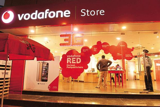 Although Vodafone appears to have chosen the middle path, investors in the combined entity might well view this shrinking interest as a sign of lesser interest in Indian telecom prospects. Photo: Hemant Mishra/Mint