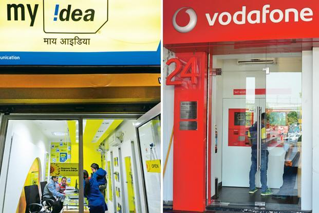 Vodafone India and Idea Cellular announced their merger on Monday. Photo: Mint