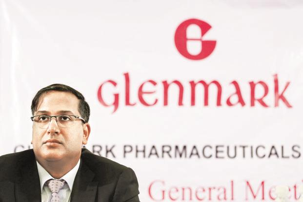 A file photo of Glenn Saldanha, chairman and managing director of Glenmark Pharmaceuticals Ltd. Photo:  Reuters